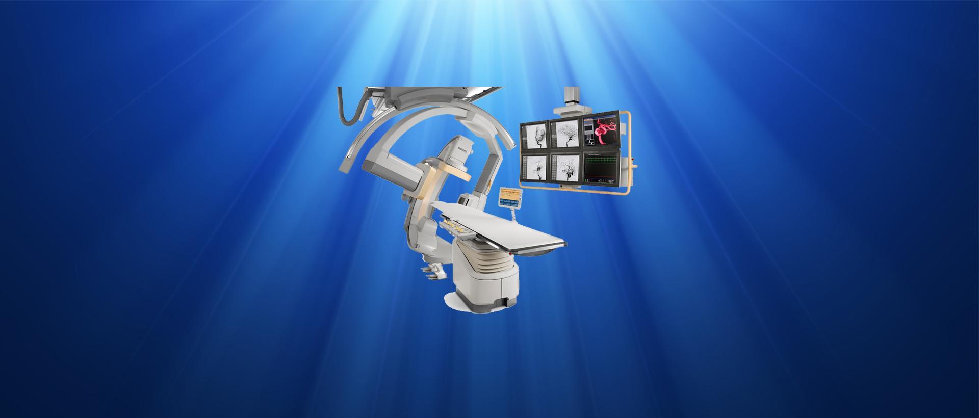 Cardiovascular X-ray Systems